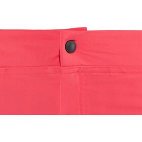 Columbia Passo Alto Pants regular Damen red camellia